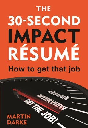 The perfect 30second impact rsum and alternative career direction